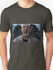 Birdman - Michael Keaton Digital Portrait  T-Shirt