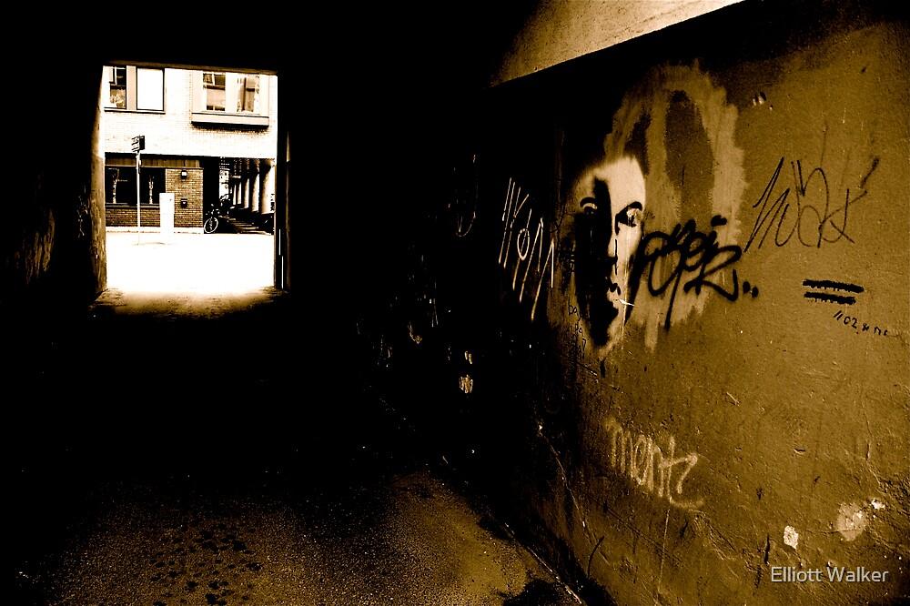 Through the Broken Windows by Elliott Walker
