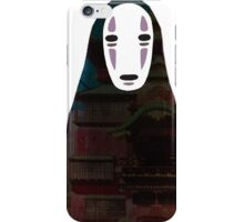 Spirited Away - No face - bathhouse iPhone Case/Skin