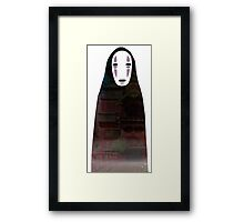 Spirited Away - No face - bathhouse Framed Print