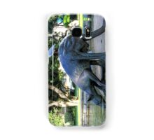 Kangaroos In The City 1 - Perth WA - HDR Samsung Galaxy Case/Skin