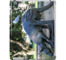 Kangaroos In The City 1 - Perth WA - HDR iPad Case/Skin