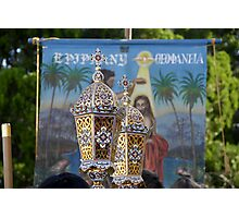 Epiphany Celebration Photographic Print