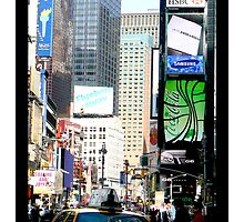 times square by reneegw