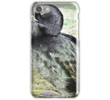 """ Another endangered specis"" iPhone Case/Skin"