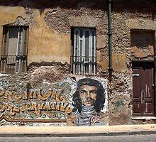 Old house in San Telmo by Gabriel Skoropada