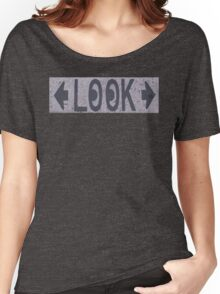 Look Tee Women's Relaxed Fit T-Shirt