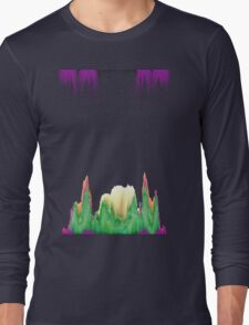 glitchy witchy  Long Sleeve T-Shirt