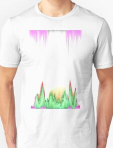 glitchy witchy  Unisex T-Shirt