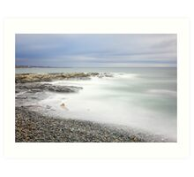 Mystic Seascape Art Print
