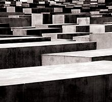Jewish Holocaust Memorial by John Donatiu