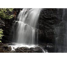 Moss Glen Falls - Detail Photographic Print