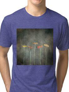 Gerbera Tri-blend T-Shirt