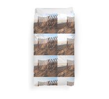 Domino Effect Duvet Cover