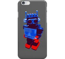 Techno Robot iPhone Case/Skin