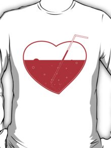 Suck my heart out!11 — white T-Shirt