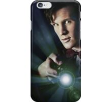 Doctor Who Matt Smith 11 iPhone Case/Skin
