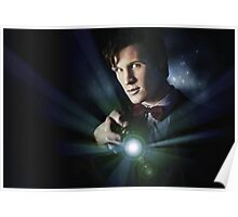 Doctor Who Matt Smith 11 Poster