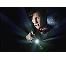 Doctor Who Matt Smith 11 Photographic Print