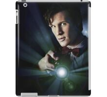 Doctor Who Matt Smith 11 iPad Case/Skin