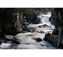 The Lower Gorge Photographic Print