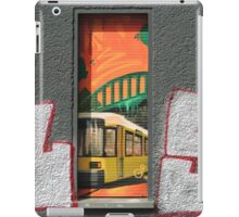 A Bus In The Window iPad Case/Skin