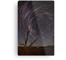 Path To The Wormhole Metal Print