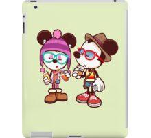 Mickey and Minnie iPad Case/Skin