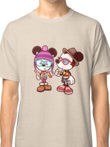 Mickey and Minnie Classic T-Shirt