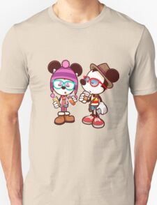 Mickey and Minnie T-Shirt