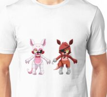 Five nights at Freddy's Team Fox Unisex T-Shirt