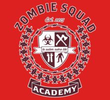 ZOMBIE SQUAD ACADEMY by icecoldfrog