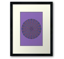 Ball of Confusion Framed Print