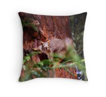 Bet you can't do this! Throw Pillow