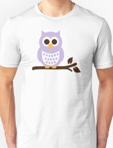 Owl branch Unisex T-Shirt