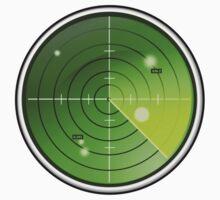 Radar Design by tshirtdesign