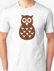 Comic owl Unisex T-Shirt
