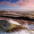 On the edge of Embsay Moor by Andrew Leighton