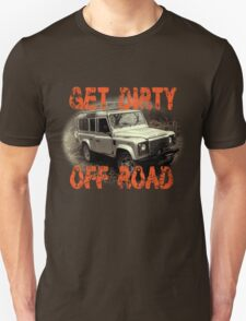 Get Dirty Off Road T-Hoodie T-Shirt