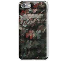 Trefoil Species v.2 iPhone Case/Skin