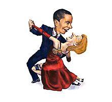 Tango Politico Photographic Print