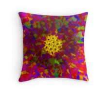 FLOWER LIGHT  Throw Pillow
