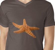 Starfish Mens V-Neck T-Shirt