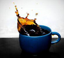 Coffee gone wild... by Jódís Eiríksdóttir