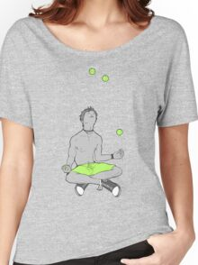 Juggling with four balls Women's Relaxed Fit T-Shirt
