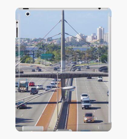 Perth City Highway iPad Case/Skin