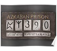 Azkaban Prison Poster