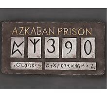 Azkaban Prison Photographic Print