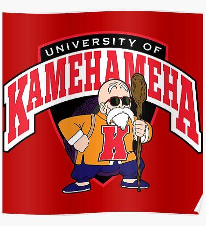University of Kamehameha Poster