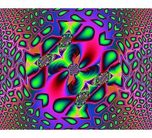Freaky Fractal Photographic Print